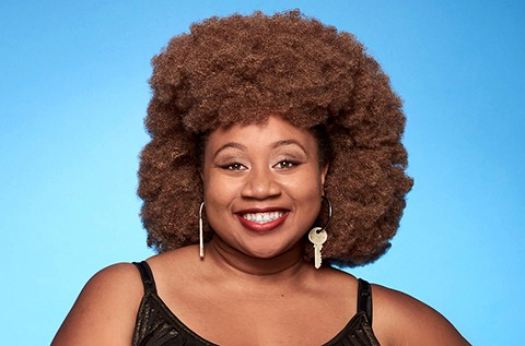 AMERICAN IDOL: Top 10: La'Porsha Renae. Cr: Fox / © 2016 FOX Broadcasting Co.