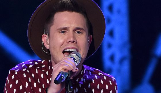 Trent Harmon tops reader poll for Top 10 round