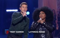American Idol 2016 Top 2 take the stage (FOX)