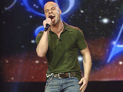 Chris Daughtry on American Idol (FOX)