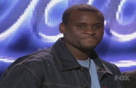 Former American Idol finalist Rickey Smith (FOX/YouTube)